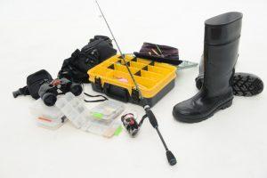 磯釣り クロダイ 装備