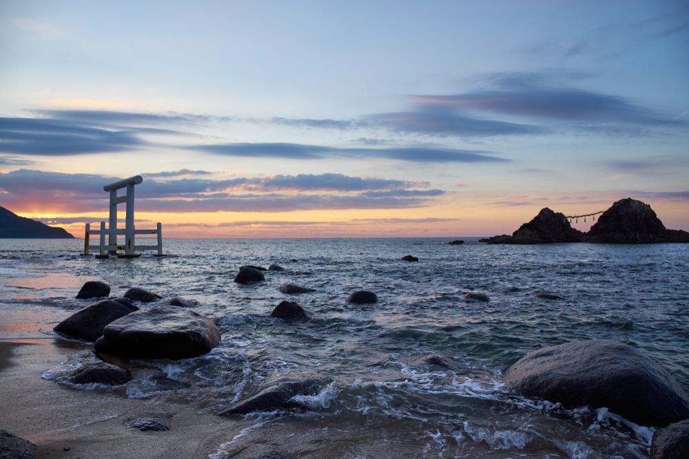 日本にある磯釣りの名所5選とその特徴